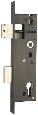 Serrures de portails et garages - Cylindres, serrures et gâches