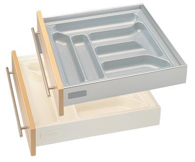 Cuisines am nagement des tiroirs agencement int rieur for Amenagement interieur tiroir cuisine