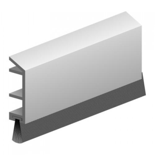 frca bas de porte l 39 ideal a visser pds b joints brosses joints sur support et plinthes. Black Bedroom Furniture Sets. Home Design Ideas