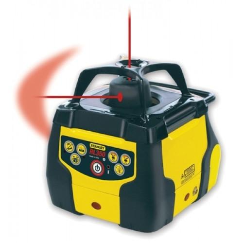 Stanley niveau laser rotatif lr350 for Niveau laser exterieur stanley