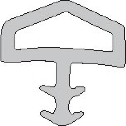 Joint 680 sur dormant joints de menuiserie ferrures seuils et joints - Porte isophonique lapeyre ...