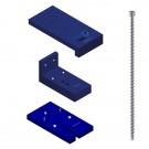 Vis, Supports et Gabarits pour Construction Hydraulique en Bois GoFix X+