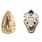 Fermoirs grenouilles - de gauche à droite Réf 439045 et 439040