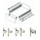 Kit pour Tiroir Simple Paroi Standard et Casserolier MultiTech