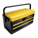 Boîte à outils métal 3 compartiments