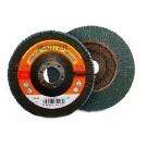 Disque lamelles bois/fer Phenix D125 P60