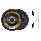 Disque à Lamelle - Acier et Inox - LSZ F1 - 125 mm