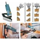 Rainureuse - RA17VB, Joints, Mèches et Roulette à Joint