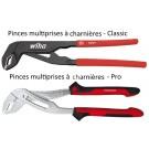 Pinces Multiprises- à Charnière - Classsic / Pro