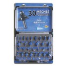 Isocele - 30 Mèches Hm 8 Mm Alu