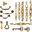 Style Rustique Vieux Bronze