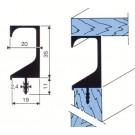 Vachette / Bezault - Profil Poignée