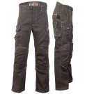 Pantalon Multitravaux Harpoon 2 Taupe