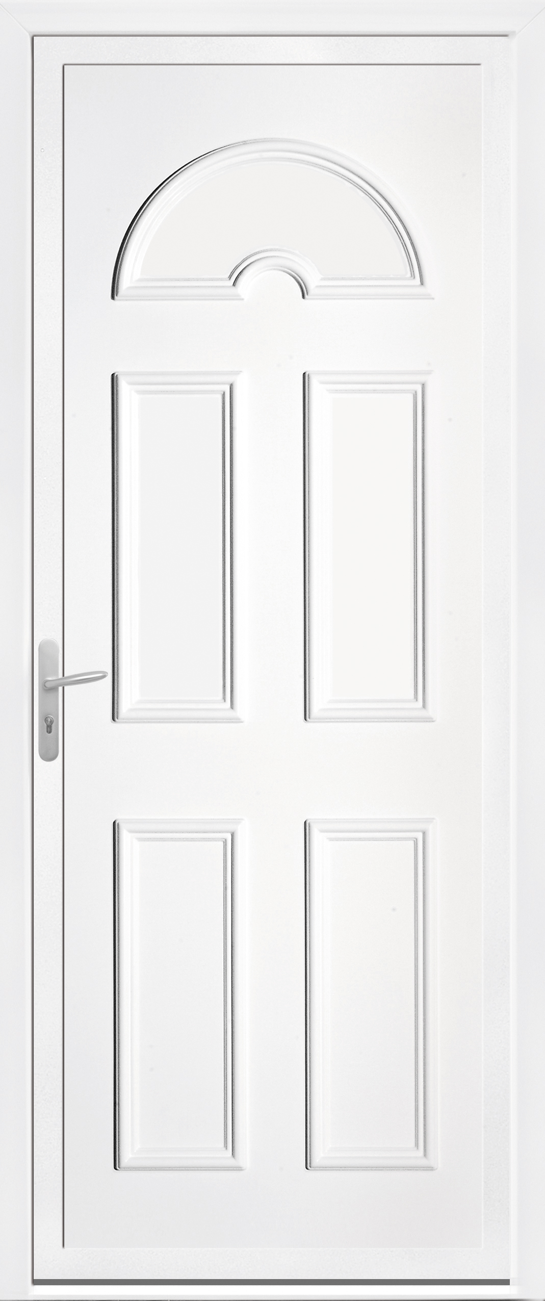 Panneau de porte PVC