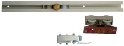 Ferrures pour Portes Coulissantes Extérieures et Intérieures